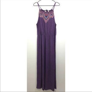 Stitch Fix THML maxi dress Sz S